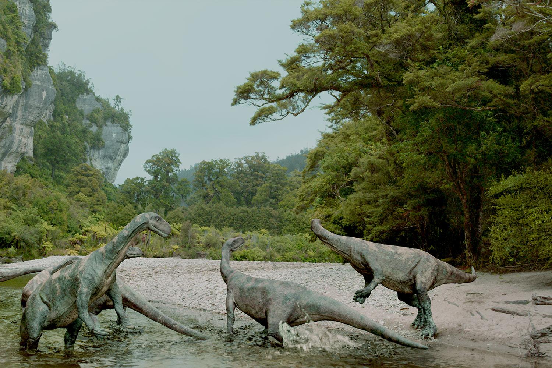 Dinosaurs of Antarctica: Gondwana